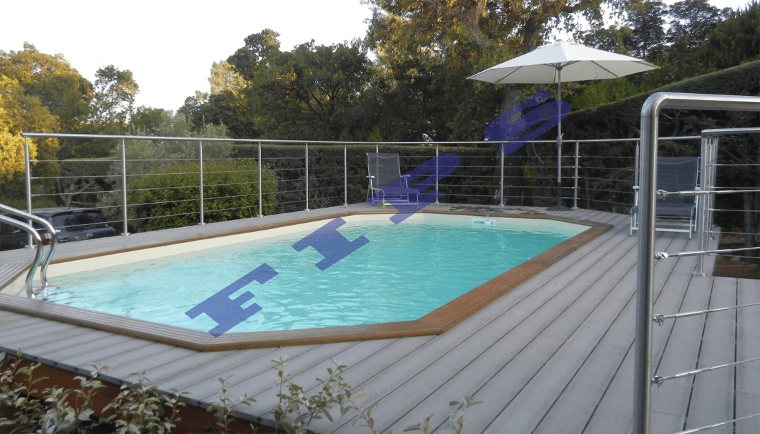 contour de piscine fabrication de c ble pour piscine et garde corps inox pour piscine inox fips. Black Bedroom Furniture Sets. Home Design Ideas
