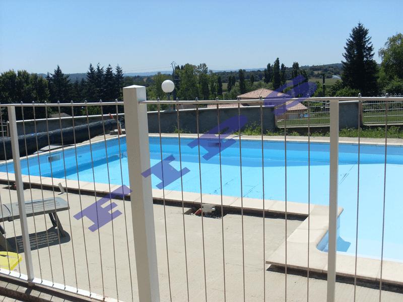 Contour de piscine fabrication de c ble pour piscine et for Piscine en inox
