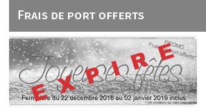 frais de port offerts noel 2018 Expire