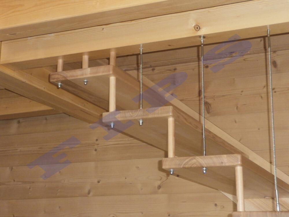 escalier en câble inox : vente en ligne de cable inox pour ...